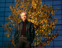 Andy Grove, CEO of Intel for Businessweek
