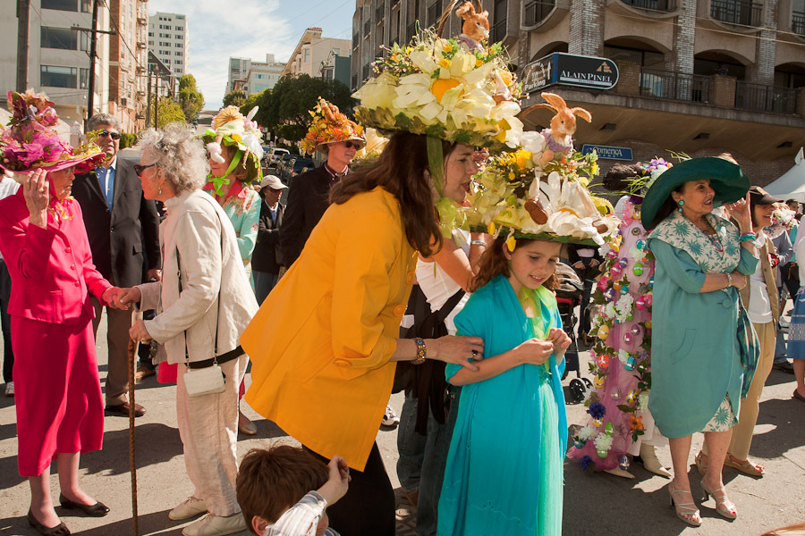 Union Street Easter Sunday,