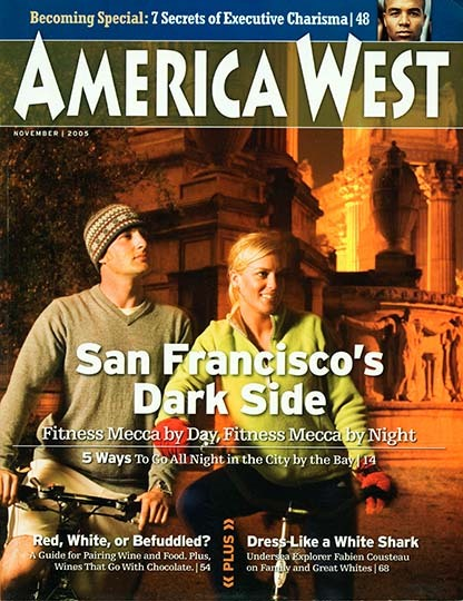 America West cover